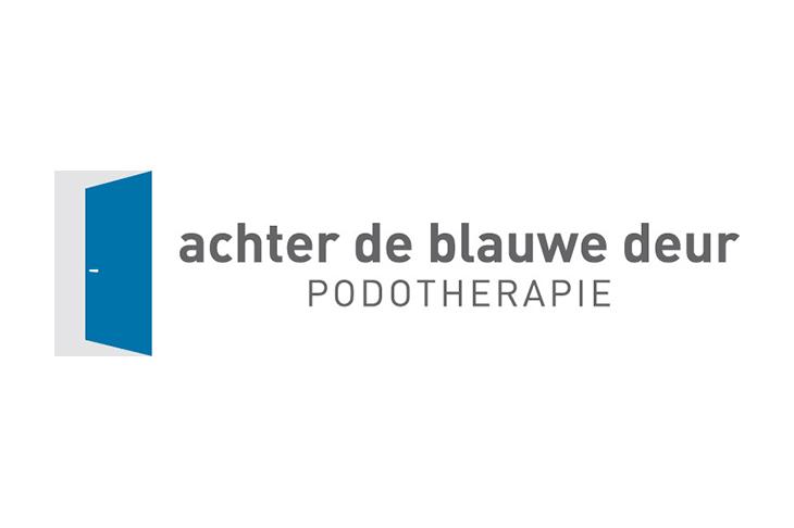 Achter de blauwe deur podotherapie