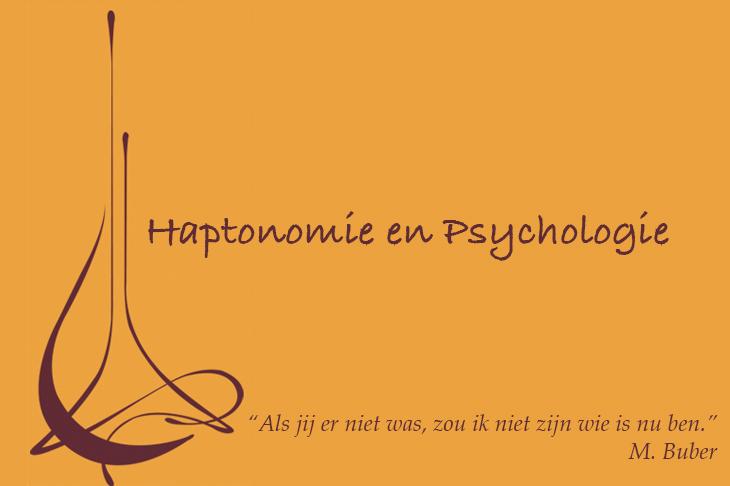 Praktijk voor haptonomie en psychologie